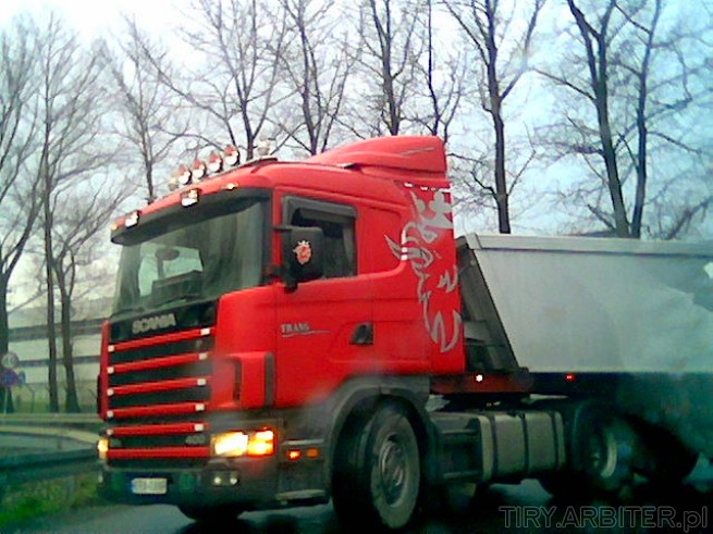 scania BALICE