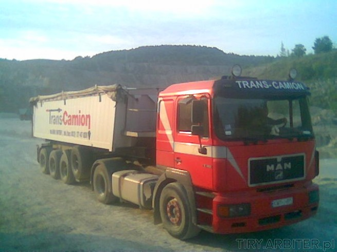 Trans Camion MAN