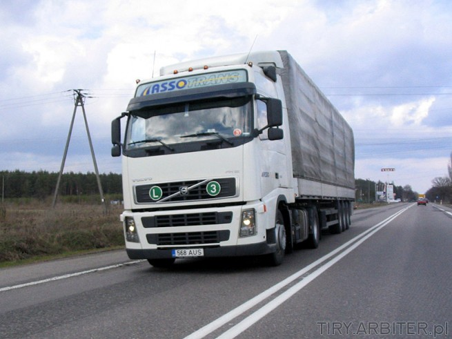 VOLVO FH 12 AssoTrans